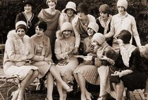 I'm a Flapper Girl / My soul is from this era... / by Ann Ellanson