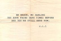 Words Are Pretty Cool / by Crisilee DeBacker