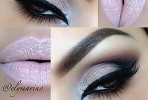 Makeup | Beauty / Hair.. Makeup.. Nails.. Skin .. / by Allira M