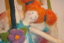 Magdarina / Fairy studio arts and crafts, Magda Juncosa