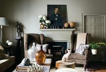 Living in Living Room