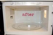 Cleaning: Kitchen / by PELO DE HAWKEYE