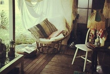 Porch and Balcony Inspirations