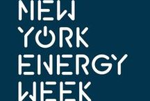 New York Energy Week / New York Energy Week was created by EnerKnol to break down silos, driving investment forward through collaboration across all sectors of the energy industry.