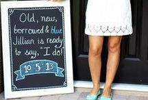 Bridal Shower / I am my best friend's (Jami Carroll) Maid of Honor on June 14, 2014!! / by Marie Ulrich
