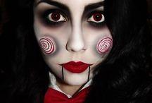 Cosplay | Makeup Ideas / Halloween 2.0  / by Allira M