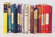 Ah, Books / Books. / by Crisilee DeBacker