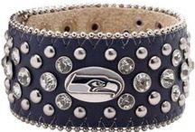Seattle Seahawks. / by Hannah Berry