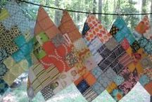 Quilt Blocks / Those I made & Ones I Want To