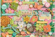 {Bring on Spring} Digital Art Kit by Aprilisa Designs