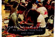 IF:Pray 2015 / by Jen Miller