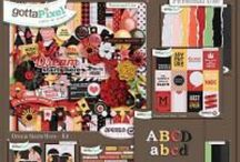 {Dream Starts Here} Digital Scrapbook Collection by Aprilisa Designs