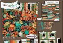 {Let's Get Cozy} Digital Scrapbook Collection by Aprilisa Designs