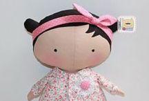 Poupée et peluche / Inspirations et DIY pour des poupées et peluches