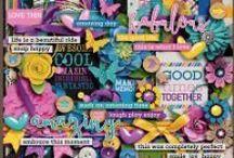 {Gotta Love This} Digital Scrapbook Collection by Aprilisa Designs