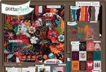 {Free Spirit} Digital Scrapbooking Collection by Aprilisa Designs