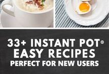 Instant Pot Recipes / Collection of Easy Instant Pot Recipes, Instapot Recipes, Instant Pot Electric Pressure Cooker Recipes.