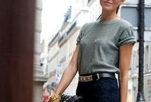 Style / #fashion #frenchgirl #classic #parisian