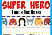 Lunchbox Love / Lunchbox notes, bento ideas, and ways to send your love to school with your kids' lunches.