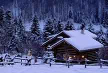 Log cabin in my dreams