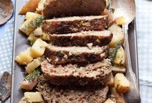 Grown Up Food: Meatloaf