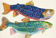 Favorite Fish / by Leigh Ann Campbell