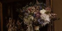 wedding bouquets and flowers / Beautiful bridal bouquets, wedding flowers and buttonhole inspiration.