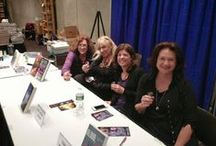 Live and In Person / Conferences, Book Signings, and Other Appearances