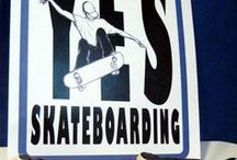 Skateboarding Kids Party / Skateboard themed kids birthday party ideas.