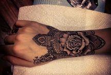 Tattoos / by Kalyn Bender