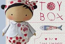 Tilda's Dollies and Sewing Projects