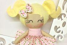 Softie Dolls