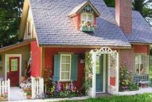 DaRliN' LiTtLe CoTtaGes / Pretty and sweet little dreamy cottages......