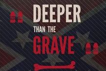 Deeper Than The Grave / Images and research links for DEEPER THEN THE GRAVE, Book #4 in the Tai Randolph/Trey Seaver series.