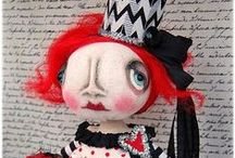 Favorite Doll Artists / I love dolls and there are many great ones out there.  But some doll artist just are truly over the top unique!