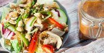 Vegetarian Recipes / Napoleon Grills Recipes