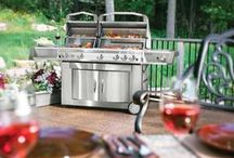 Napoleon® Gas Grills / Napoleon® Gas Grill Products Available  / by Napoleon Products