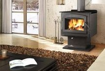 Napoleon® Stoves / Napoleon® Stoves add rustic and elegant flair to your homestead / by Napoleon Products