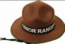 Junior Ranger / These items are must-haves for any Junior Ranger.