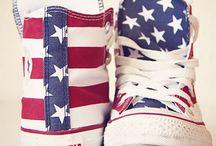 America the beautiful / by Jayne Yark