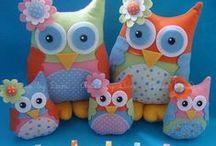 Owl, He's a Hoot / Hootie owls galore, softy owls to adore!