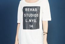 Rehab Collection / Introducing a collection by 'Rehab,' featured exclusively online by Wet Seal.  / by Wet Seal