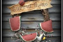 Primitive summer / All about summer prims!