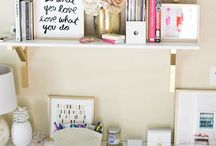 Organisation Inspo  / Planners, print outs and organisation bobs for extra storage