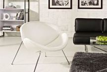 Modern Seating / Sleek, modern office chairs in the latest looks and trends.