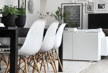 The Scandinavian Apartment / Adding some Scandinavian signature style to the apartment