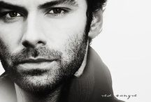 Aidan Turner / I Love Aidan, And This Is My Man, Is My Husband My Love <3