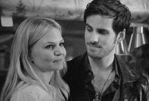Captain Swan / Hook And Emma, Only True Love <3