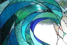 Beautiful Glass / Glass Art / by Debbie Bradley