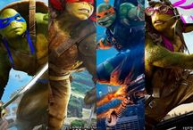 TMNT: Out Of The Shadows / Teenage Mutant Ninja Turtles  /You Live, You Die, You Fight As Brothers\